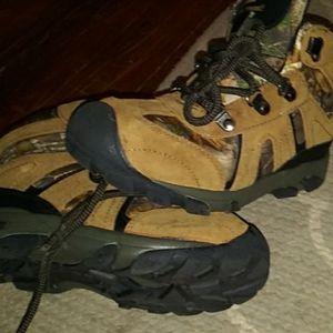 Ozark Trail Camo Low Boots